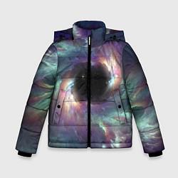 Куртка зимняя для мальчика Star light space - фото 1