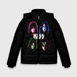 Зимняя куртка для мальчика KISS: Acid Colours