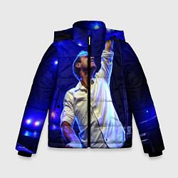 Куртка зимняя для мальчика Armin Van Buuren цвета 3D-черный — фото 1
