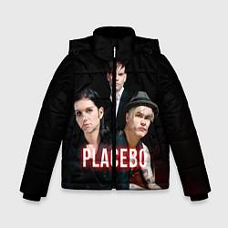 Куртка зимняя для мальчика Placebo Guys цвета 3D-черный — фото 1