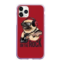Чехол iPhone 11 Pro матовый On the rock