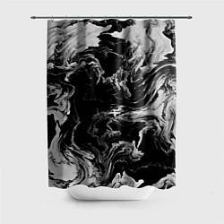 Шторка для душа Vortex gray цвета 3D — фото 1