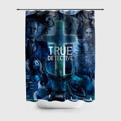Шторка для душа True Detective: Religion цвета 3D — фото 1