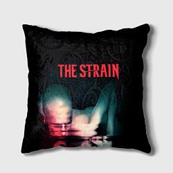Подушка квадратная The Strain: Madness цвета 3D-принт — фото 1