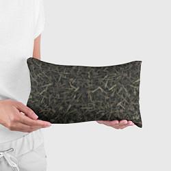 Подушка-антистресс Камуфляж с холодным оружием цвета 3D — фото 2