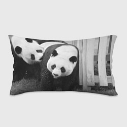 Подушка-антистресс Большая панда цвета 3D — фото 1