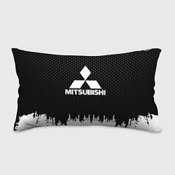 Подушка-антистресс Mitsubishi: Black Side цвета 3D-принт — фото 1