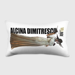 Подушка-антистресс Леди Альсина Димитреску цвета 3D — фото 1