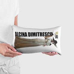 Подушка-антистресс Леди Альсина Димитреску цвета 3D-принт — фото 2