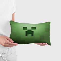 Подушка-антистресс Creeper Face цвета 3D — фото 2