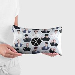 Подушка-антистресс EXO Boys цвета 3D-принт — фото 2