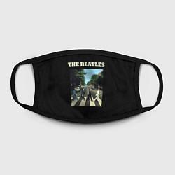 Маска для лица The Beatles: Abbey Road цвета 3D — фото 2