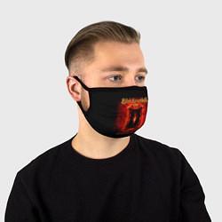 Маска для лица Blind Guardian цвета 3D-принт — фото 1