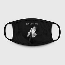 Маска для лица Joy Division цвета 3D-принт — фото 2