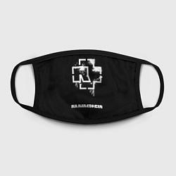 Лицевая защитная маска с принтом Rammstein, цвет: 3D, артикул: 10188406905881 — фото 2