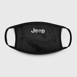Маска для лица Jeep Z цвета 3D-принт — фото 2
