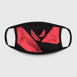 Лицевая защитная маска с принтом VALORANT, цвет: 3D, артикул: 10238371505881 — фото 2
