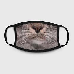 Маска для лица Котик цвета 3D — фото 2