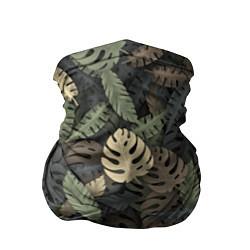 Бандана-труба Тропический камуфляж цвета 3D — фото 1