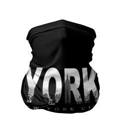 Бандана-труба New York City цвета 3D — фото 1