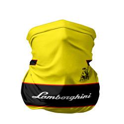 Бандана-труба Lamborghini Style цвета 3D — фото 1