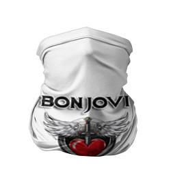 Бандана-труба Bon Jovi цвета 3D — фото 1