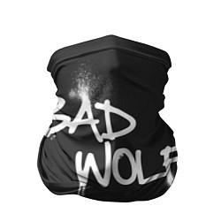 Бандана-труба Bad Wolf цвета 3D — фото 1