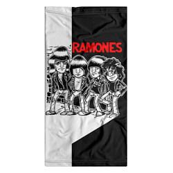 Бандана-труба Ramones Boys цвета 3D — фото 2