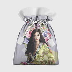 Мешок для подарков Lorde Floral цвета 3D — фото 1