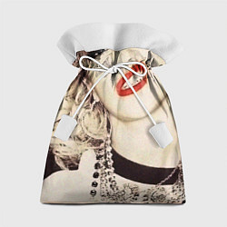 Мешок для подарков Obey girl цвета 3D — фото 1