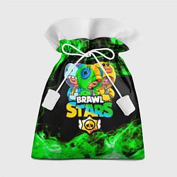 Мешок для подарков Brawl Stars Leon Trio цвета 3D-принт — фото 1