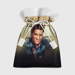 Мешок для подарков Элвис Пресли цвета 3D — фото 1