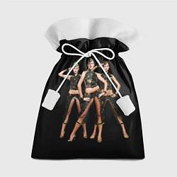 Подарочный мешок Армейские девушки