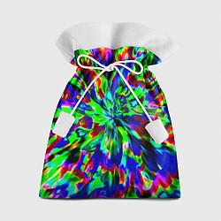 Мешок для подарков Оксид красок цвета 3D — фото 1