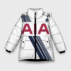 Куртка зимняя для девочки Tottenham Hotspur: AIA цвета 3D-черный — фото 1