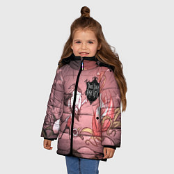 Куртка зимняя для девочки Don't Starve Together - фото 2