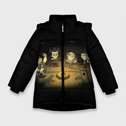 Куртка зимняя для девочки Don't Starve campfire - фото 1