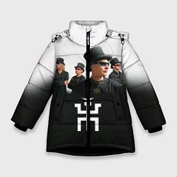 Зимняя куртка для девочки Пикник