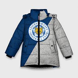 Куртка зимняя для девочки Leicester City FC - фото 1