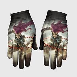 Перчатки Darksiders Warrior цвета 3D — фото 1