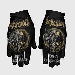 Перчатки Behemoth: Devil's Conquistador цвета 3D-принт — фото 1