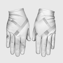 Перчатки тканевые с принтом Геометрическая Абстракция, цвет: 3D, артикул: 10209674105957 — фото 1
