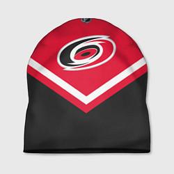 Шапка NHL: Carolina Hurricanes цвета 3D — фото 1
