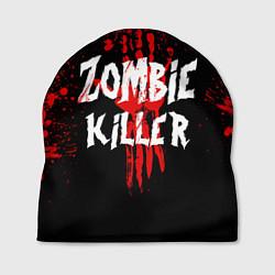 Шапка Zombie Killer цвета 3D-принт — фото 1