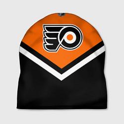 Шапка NHL: Philadelphia Flyers цвета 3D-принт — фото 1