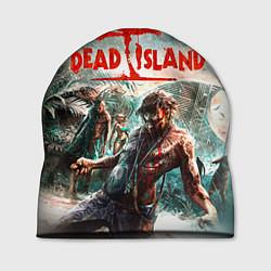 Шапка Dead Island цвета 3D-принт — фото 1