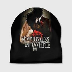 Шапка Motionless in White: Love цвета 3D-принт — фото 1