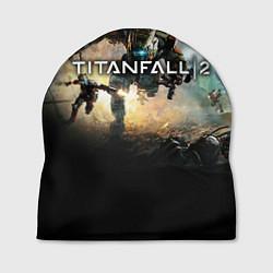 Шапка Titanfall Battle цвета 3D-принт — фото 1