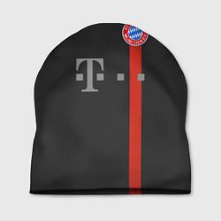 Шапка Bayern FC: Black 2018 цвета 3D — фото 1