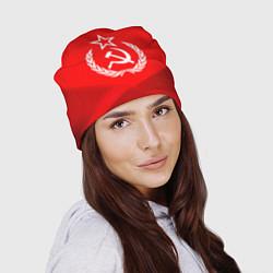 Шапка Патриот СССР цвета 3D — фото 2